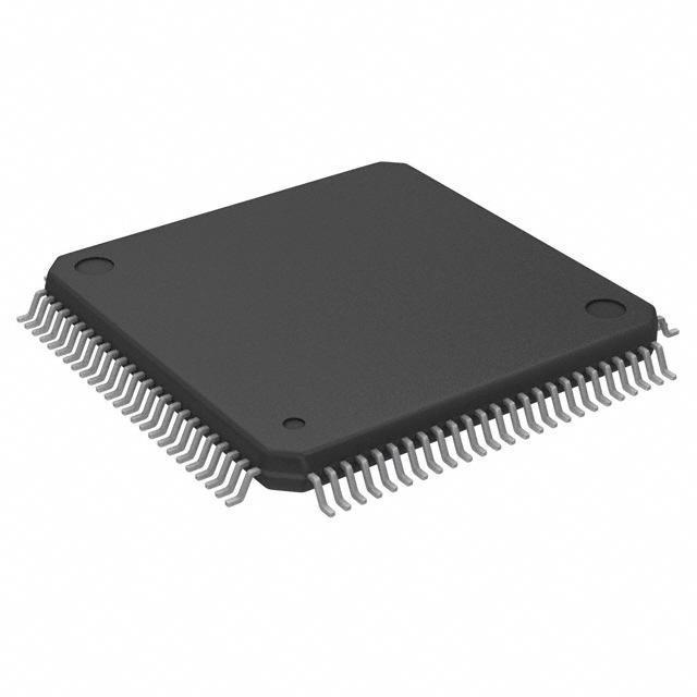 IC MPU Z80 10MHZ 100QFP - Zilog Z84C1510FEG