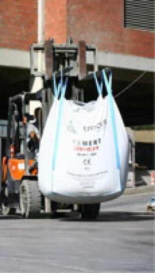 Cement 52,5 N-R  cimento / Turquia