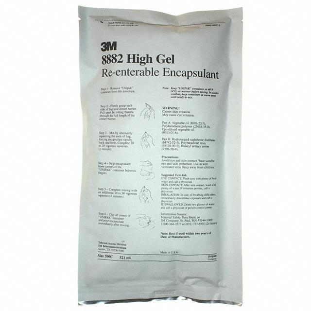 HIGH GEL REENTERABLE ENCAPSULANT - 3M 8882-500C
