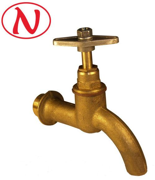 Vintage Brass Faucet /C -