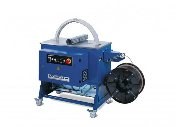 RO-M-RI - Máquina flejadora automática