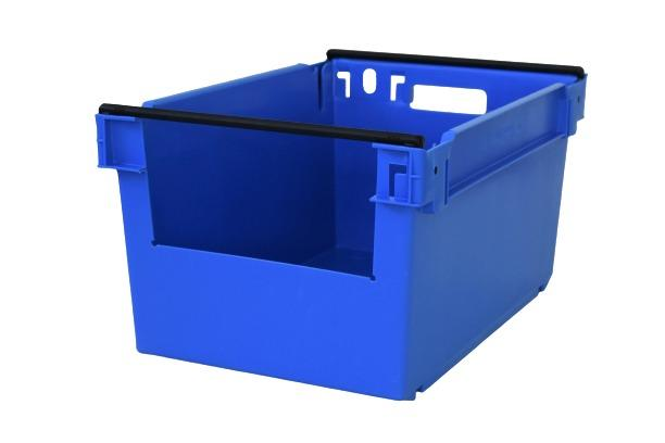Picking stack and nesting boxes - bale-arm crates,, 53L