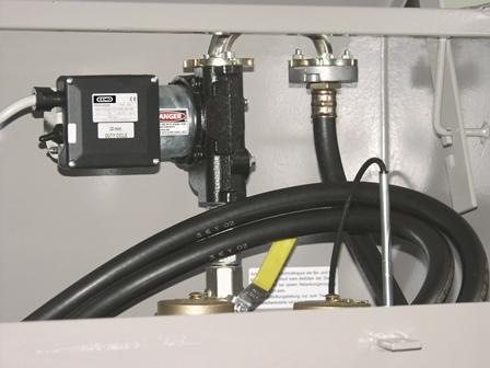 POMPE ELECTRIQUE 12V pour CDP980-DT ADR - Cuves de stockage et stations de distribution de carburant