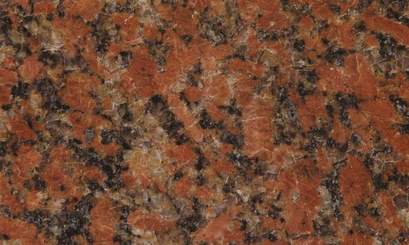 Pale red Granite -