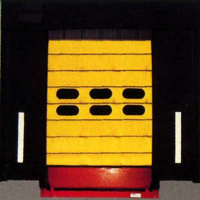Mavisas Dock shelters - Avoid loss of heat during loading and unloading operations