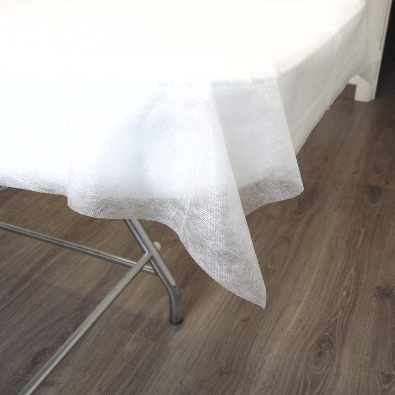 Sabana No Ajustable Sms Color Blanco 100 X 215 Cm Planethair Store® - null