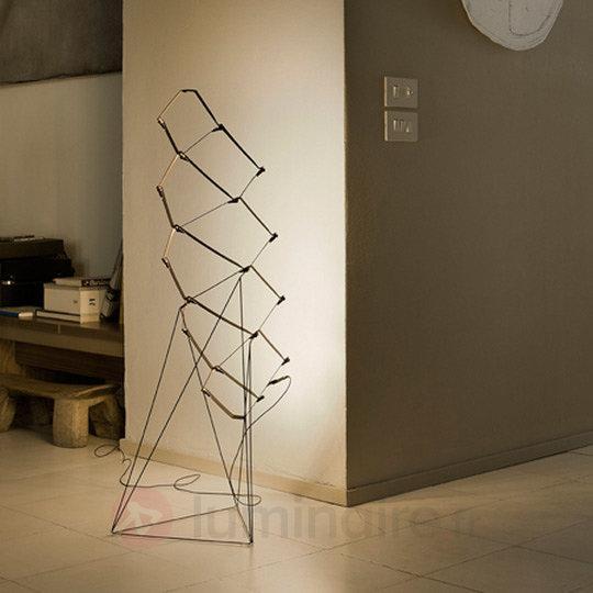Lampadaire LED de designer insolite Nothing - Lampadaires design