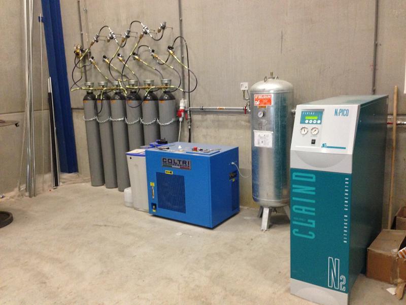 Générateurs d'azote - null