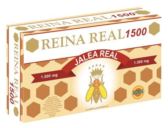 Royal Jelly 1500 - Vitality