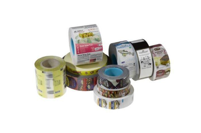 Bedruckt banderoliermaterialien -