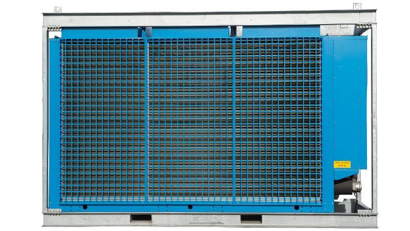 50-kw-niedertemperaturkühler - Kältemaschinen