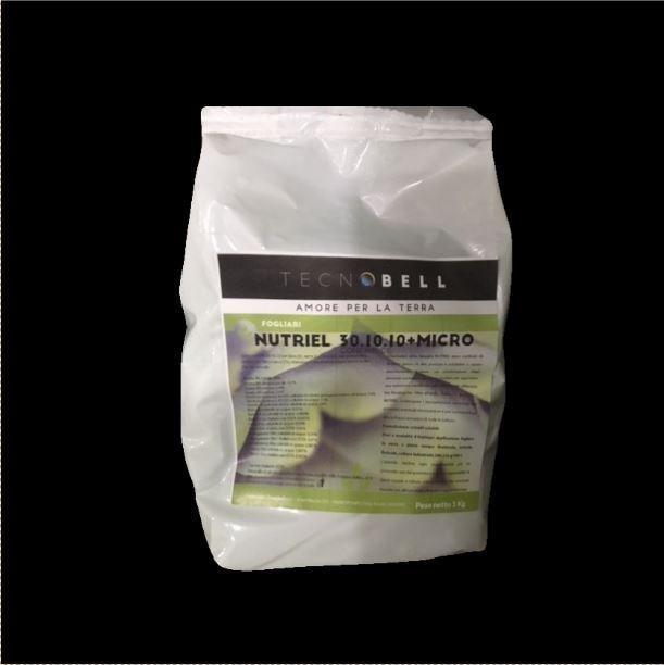 NUTRIEL - Water Soluble NPK fertilizer for foliar application