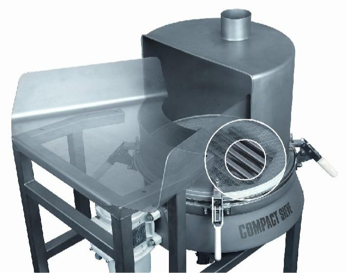 Russell Compact 3in1 Sieve™ - Industrial Safety Sieve