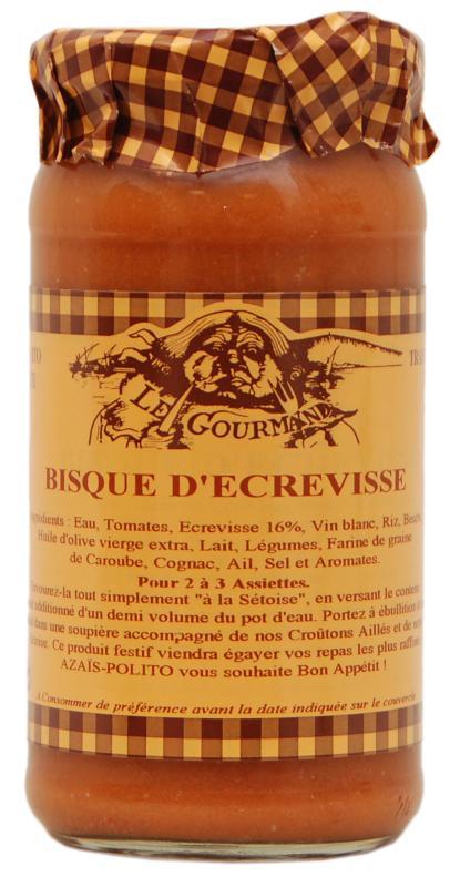 Bisque d'Ecrevisse 37cl