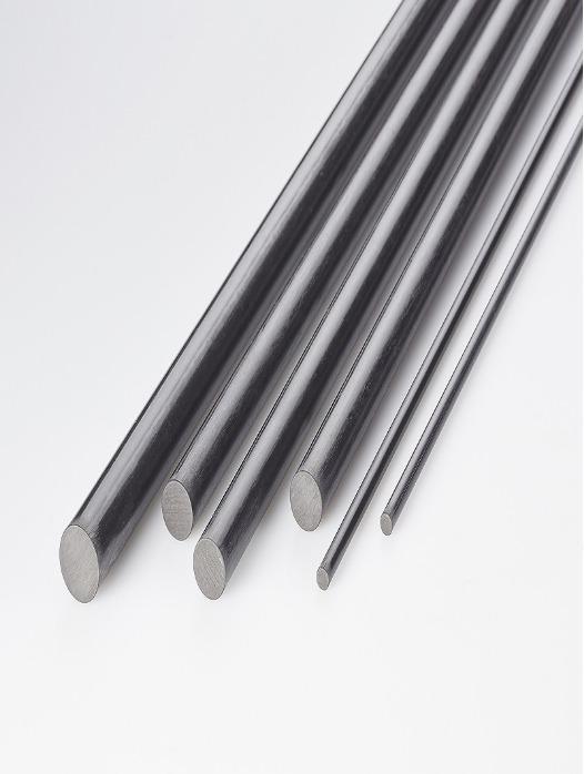 Carbon Fiber Rod - Carbon Fiber Rod Ø 6 mm