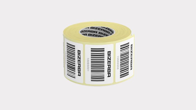 Barcode-Etiketten -
