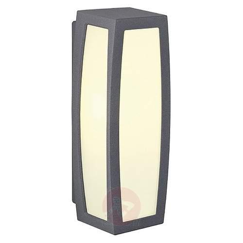 Meridian Box Exterior Wall / Ceiling Lamp - Outdoor Wall Lights