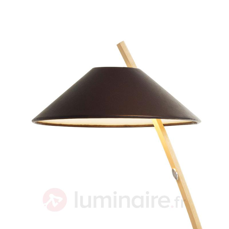 Lampadaire BOW avec variateur d'intensité tactile - Lampadaires design