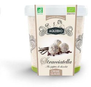 Crème Glacée BIO Stracciatella - Glaces biologiques