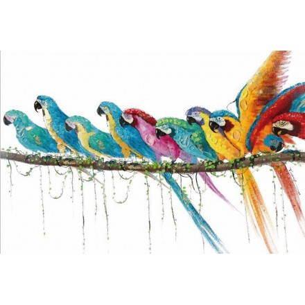 Tableau peinture figurative contemporaine ARA - Peintures figuratives modernes-641243173412