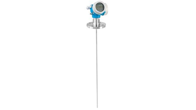 Medición por radar guiado Time-of-Flight Levelflex FMP51 -