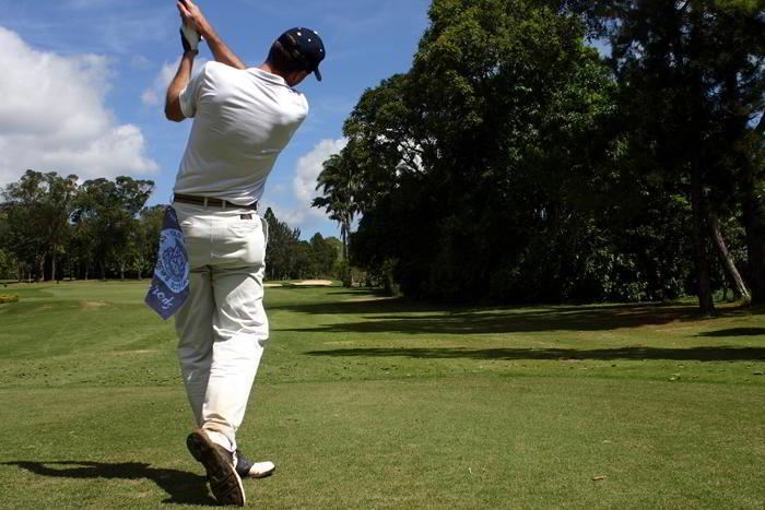 Golfhanddoek -