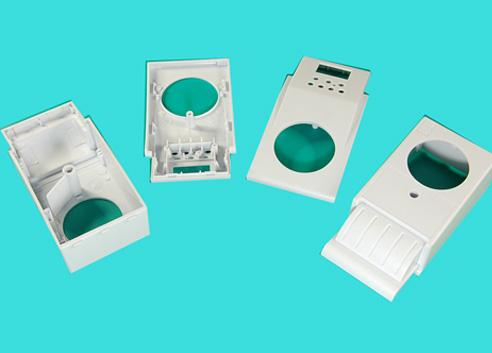 Timer case (Semi-finished products) - Plastic Products