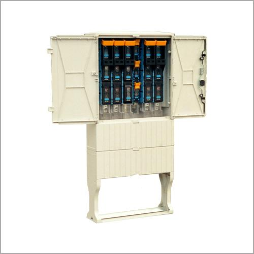 Cable metering boxes -