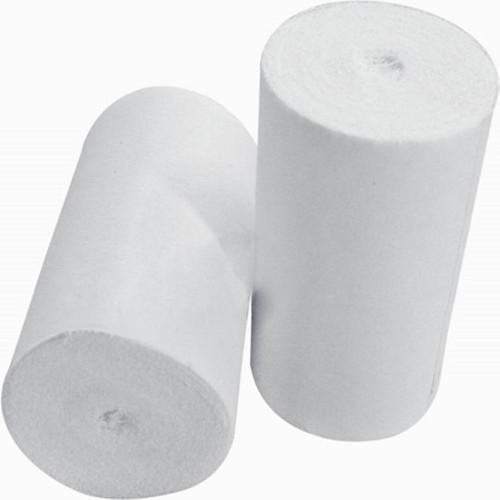 Rouleau de gaze à quatre plis de 36 po x 100 m - Gaze écrémé médical 100% coton, après décoloration, séchage haute température. L