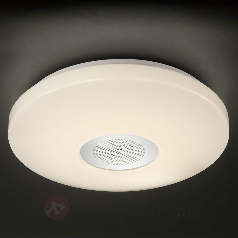Plafonnier Zon avec haut-parleur Bluetooth - Lampes connectées