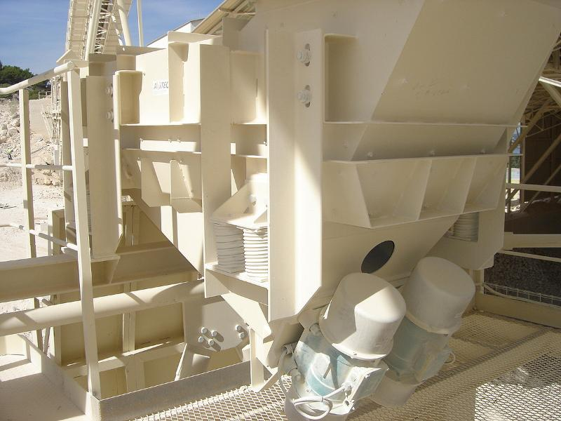 Hopper discharge unit - Discharging, feeding, conveying - Conveying technology