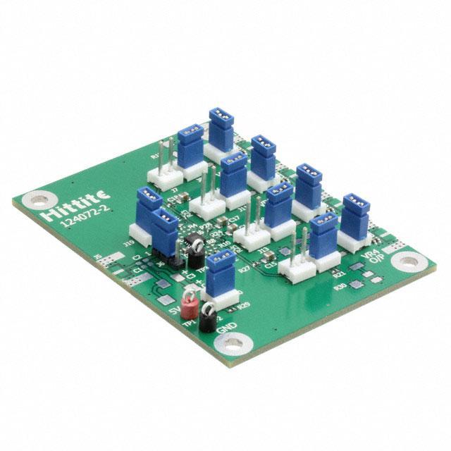 BOARD EVAL LDO QUAD HMC1060 - Analog Devices Inc. EVAL01-HMC1060LP3E