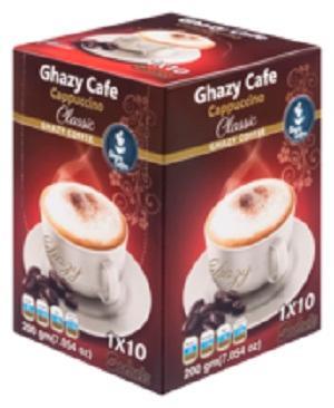 Ghazy Coffee Cappuccino Classic - Ghazy Coffee Cappuccino Classic