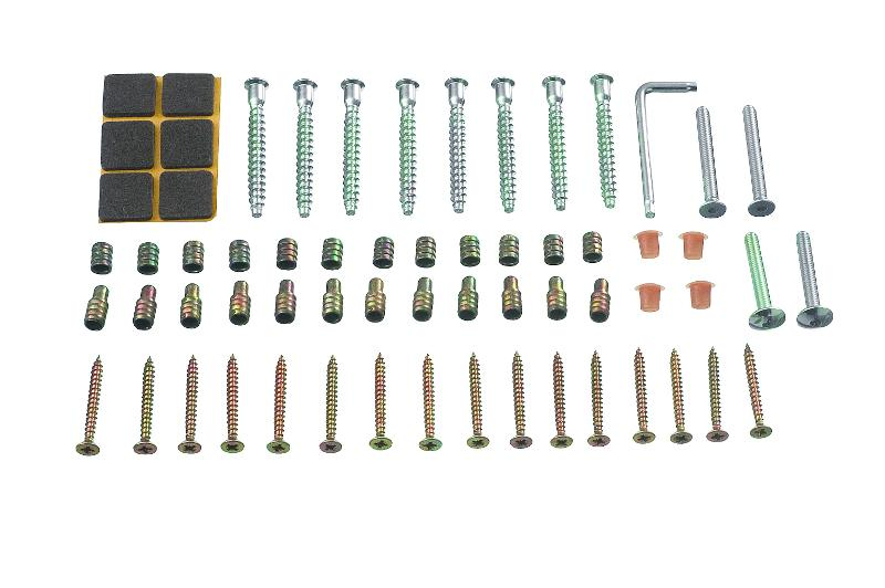 PACKING - Tables fittings