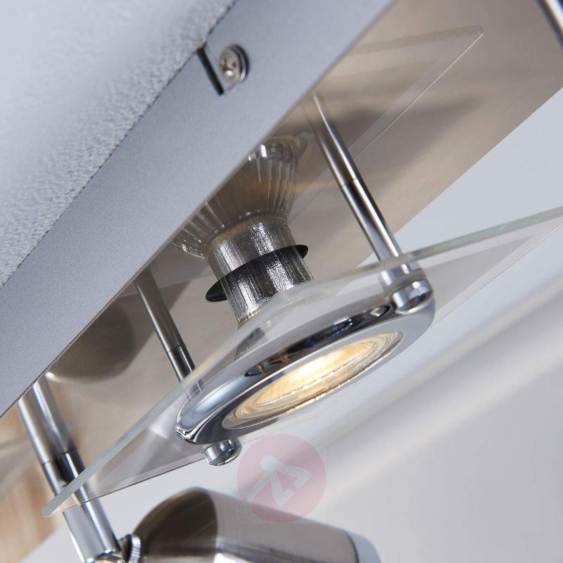 5-Bulb LED ceiling spotlight Fjolla - Ceiling Lights
