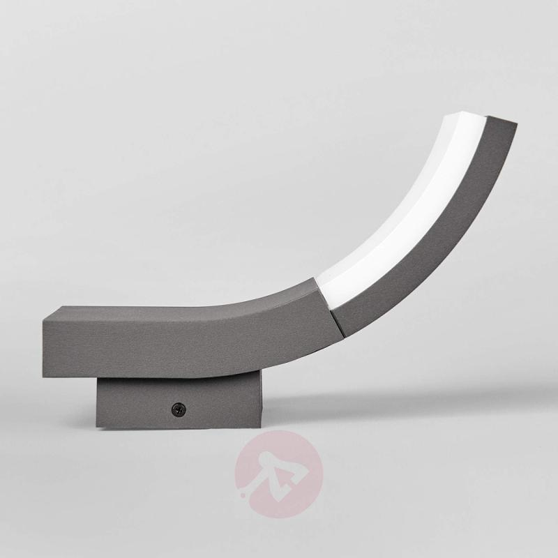 LED outdoor wall light Timm - outdoor-led-lights