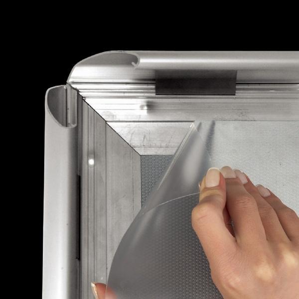 Click Frames - Cadre click bord 38 mm coins 45°