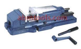 Hydraulic Machine Vice - Fixed Base -