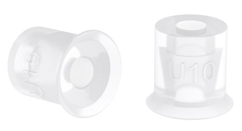 ventouses - U - Universelles (4–50 mm)