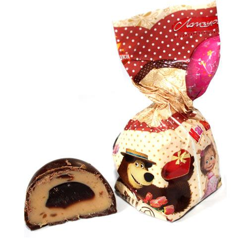 CHOCOLATE SWEETS WITH PEANUTS - Sweets wholesale