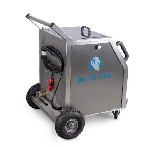 Trockeneisstrahlanlage - WL 3000 Iron