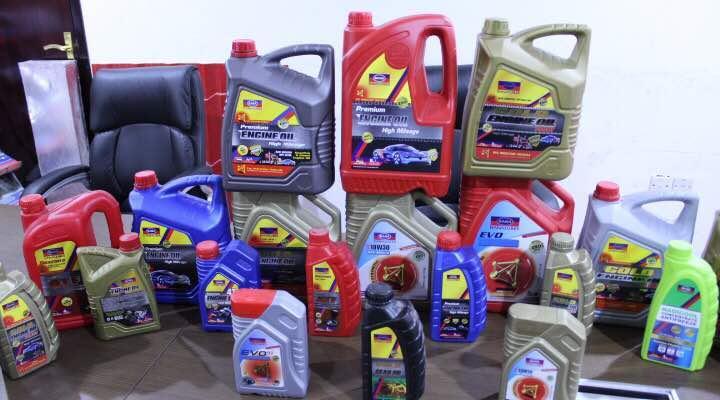 Semi Synthetic & Fully Synthetic Diesel Engine Oils - SAE 20W50 API CJ4/CI4/CH4