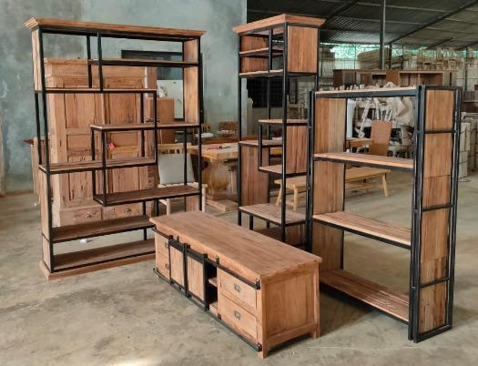 Iron Furniture - Industrial Furniture
