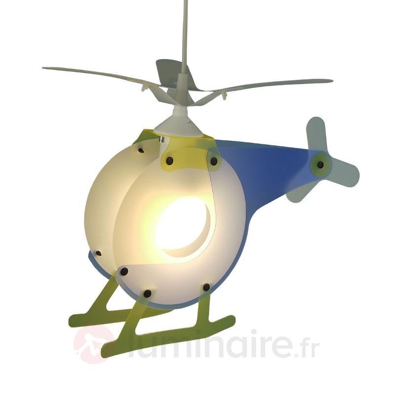 Suspension Hélicoptère pour enfants - Chambre d'enfant