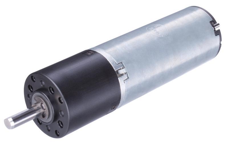 Gear Motor  - 31 x 106, 1.61.077.XXX