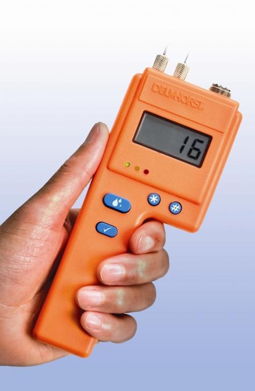 Building materials moisture meter - Restoration