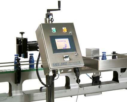machines - capsuleermachines - Vacuümdetector