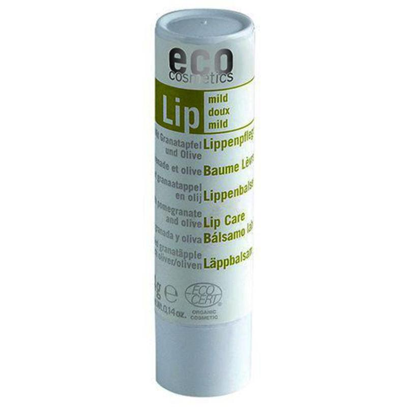 ECO Lippenpflegestift 4g mit Granatapfel und Olive - null