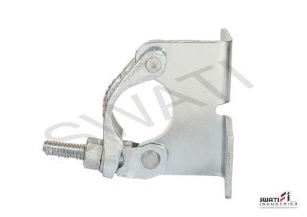Scaffolding Board Retaining Clamp (BRC) - Forged