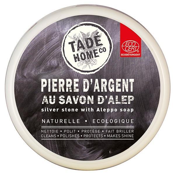 Pierre d'argent au savon d'Alep - Argile blanche